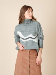 JERSEY INTARSIA AIRE